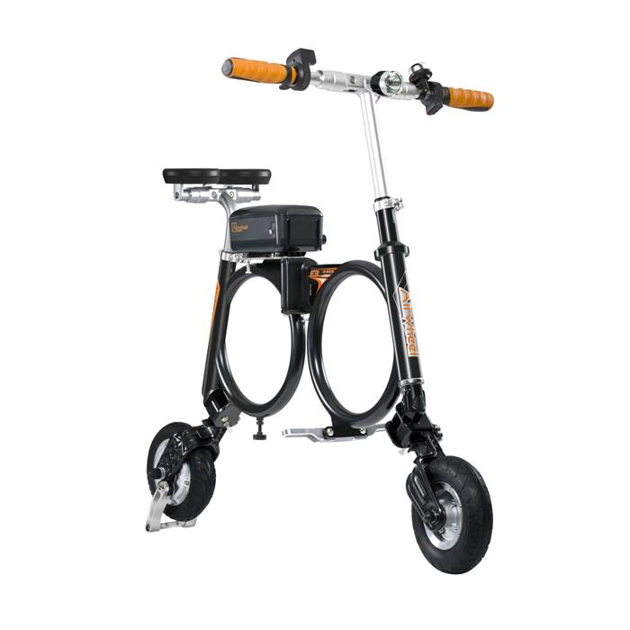 Электровелосипед AIRWHEEL E3-247.9WH BLACK